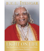 B.K.S. Iyengar: Light on Life